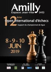Affiche Open 2019